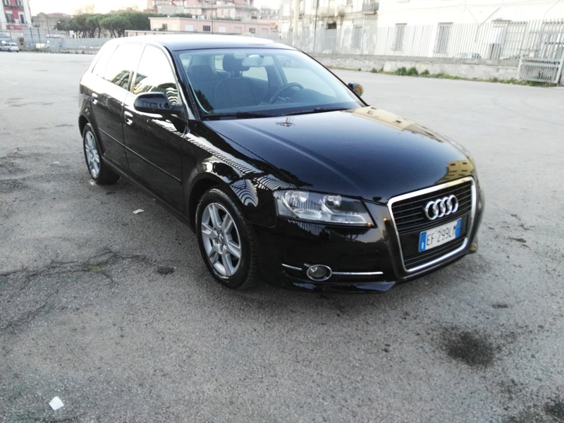 resurrezione Audi A3 SportBack nera: pronti, partenza, via... - Pagina 2 Dopo_410