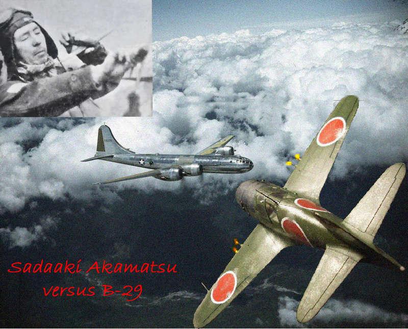 J2M3 Raiden (Jack) Tamiya 1/48 B29c-c10