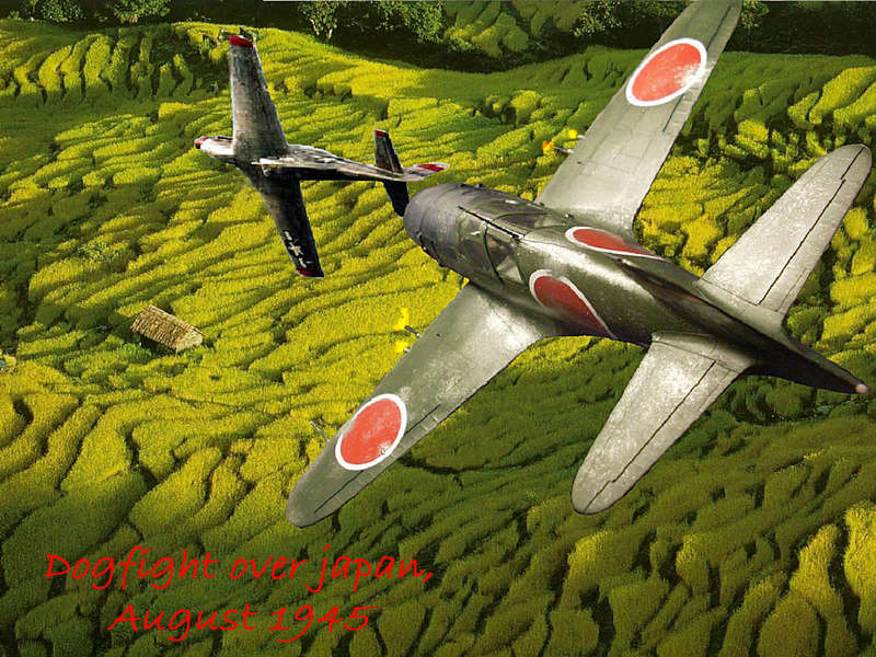 J2M3 Raiden (Jack) Tamiya 1/48 Japan-10