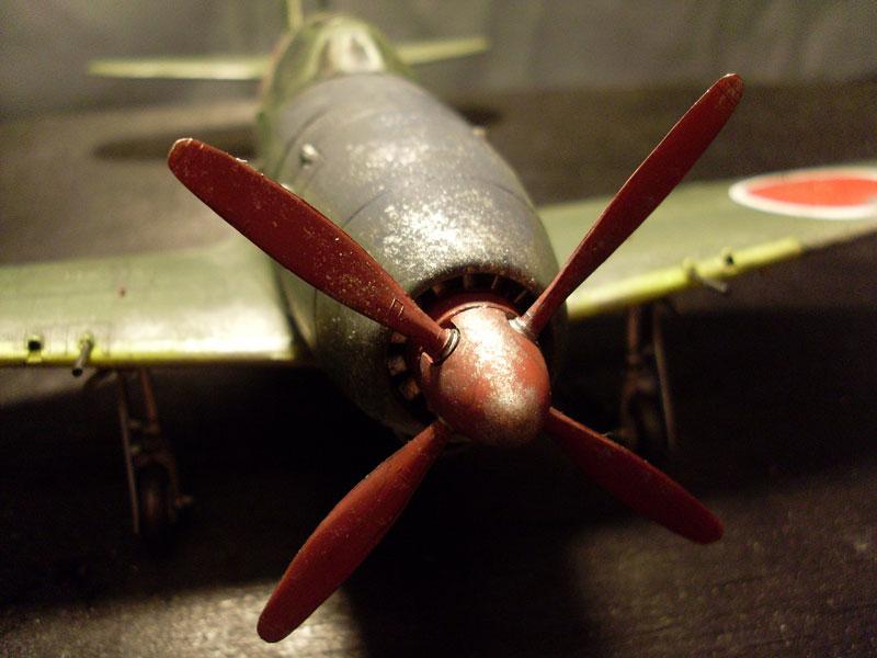 J2M3 Raiden (Jack) Tamiya 1/48 Sl371439