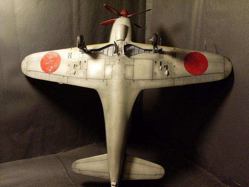 J2M3 Raiden (Jack) Tamiya 1/48 Sl371522