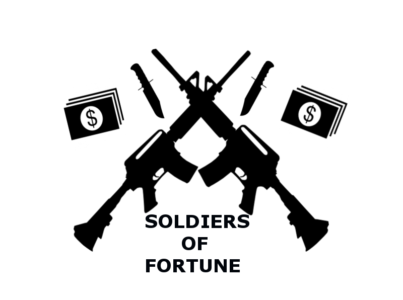 -SOF- SOLDIERS OF FORTUNE -SOF-