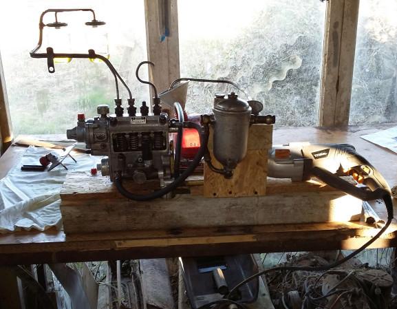 Pompe Injection PES 4A50B410 - Page 2 Banc11