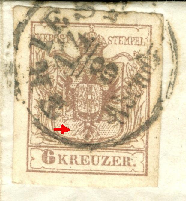 Die erste Österreichische Ausgabe 1850 - Seite 8 1850_t10
