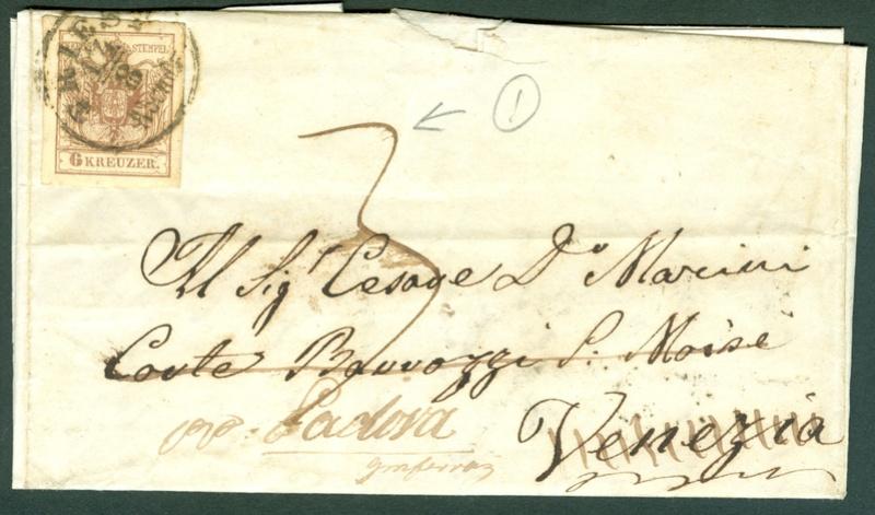Die erste Österreichische Ausgabe 1850 - Seite 8 1850_t11