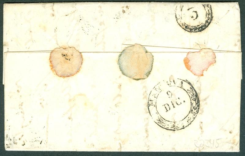 Die erste Österreichische Ausgabe 1850 - Seite 8 1851_512