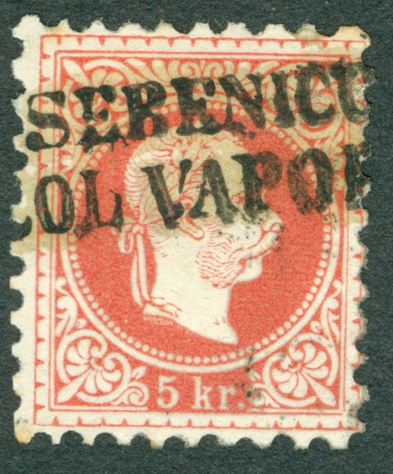 Freimarken-Ausgabe 1867 : Kopfbildnis Kaiser Franz Joseph I - Seite 16 Sebeni10