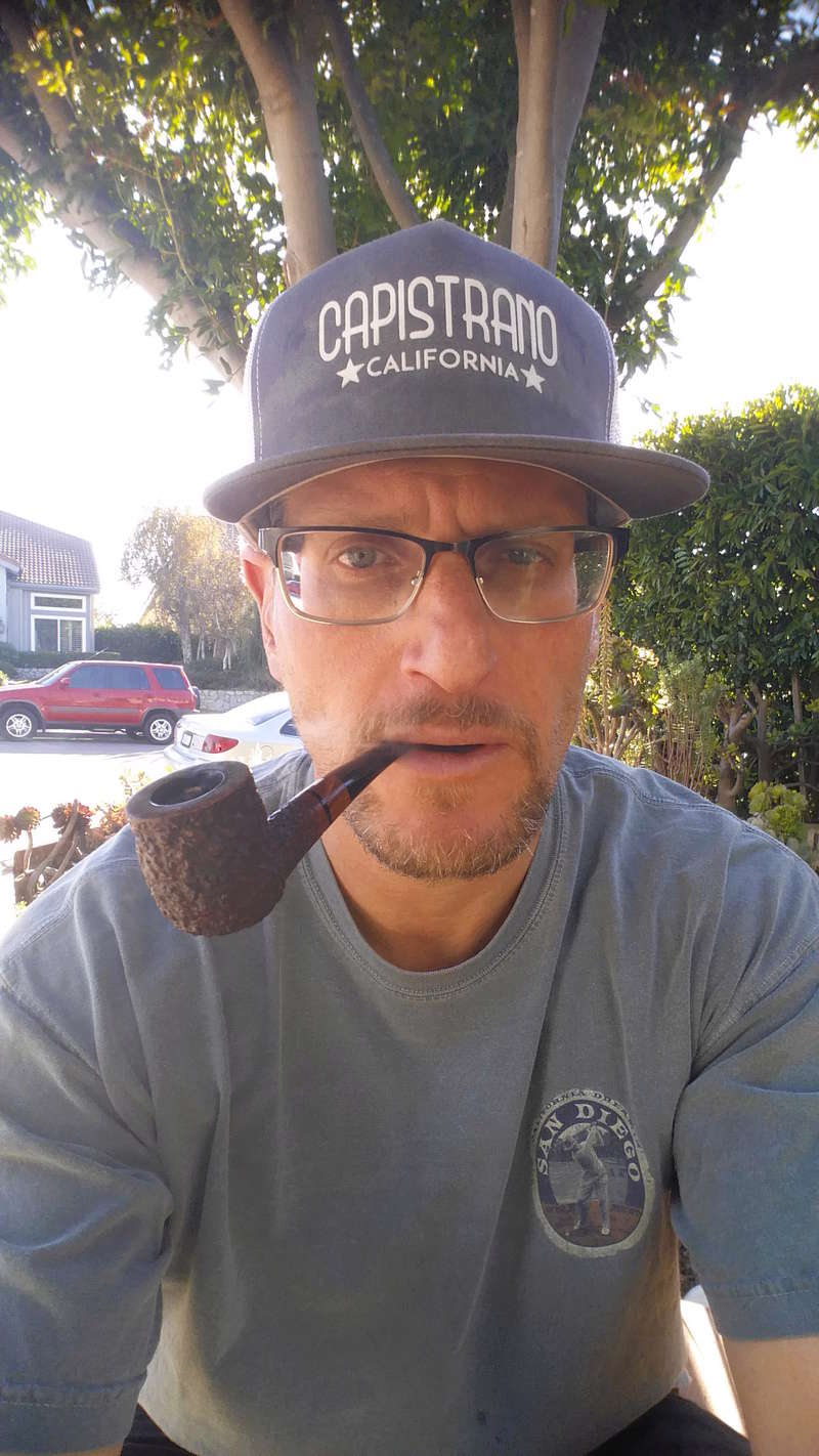 LET'S SEE PICS OF YOU SMOKING A PIPE - Page 8 20161210