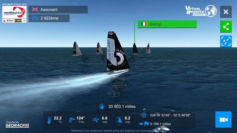 [Vendée Globe Virtuel 2016] La course sur VR - Page 39 3012_110