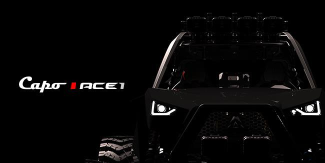 Capo ACE1 de Capo Racing le rock buggy ultra4 Ace1_f10