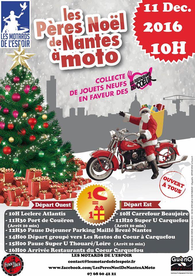 Les Pères Noël de Nantes à Moto Peresn10
