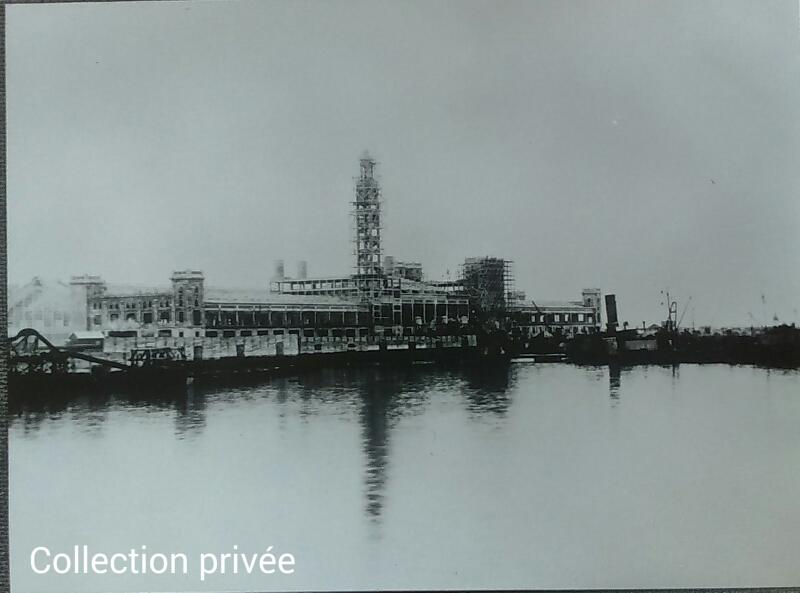 Le patrimoine navigant, bâti de notre littoral et les réserves naturelles marines - Page 2 14717016