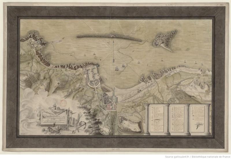 Le patrimoine navigant, bâti de notre littoral et les réserves naturelles marines Carte_12