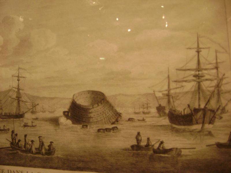 Le patrimoine navigant, bâti de notre littoral et les réserves naturelles marines - Page 2 Dsc02912