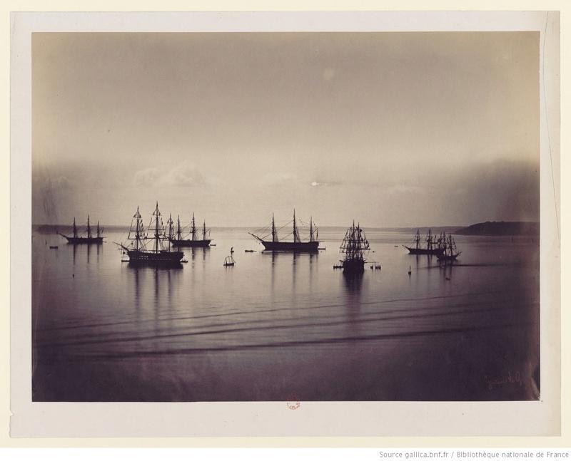 Le patrimoine navigant, bâti de notre littoral et les réserves naturelles marines Flotte12