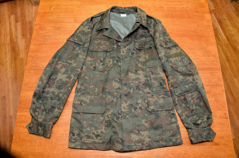 Polish Police Flecktarn Variations 0310