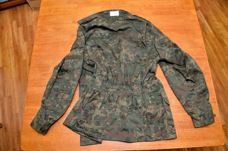 Polish Police Flecktarn Variations 0510