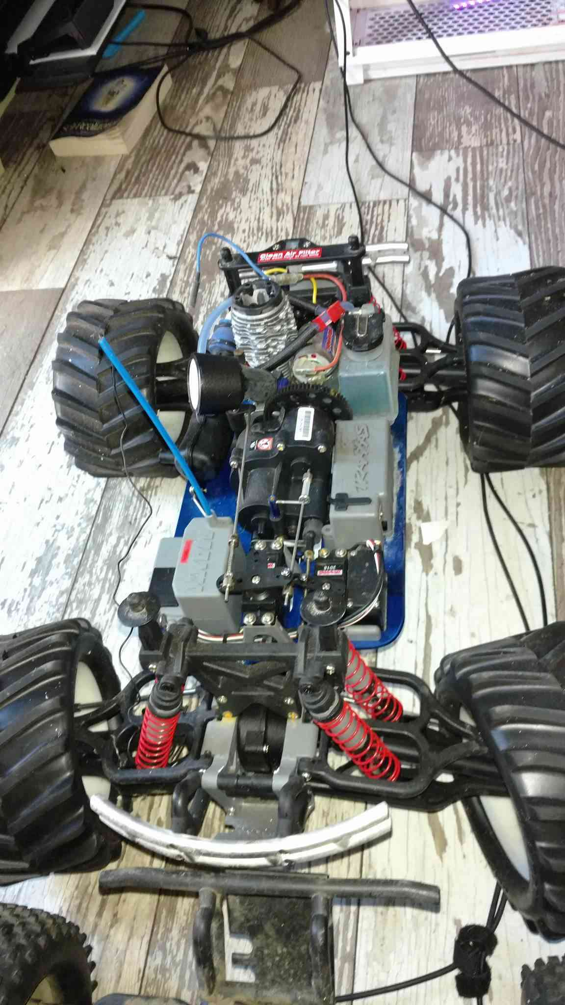 4 Traxxas Tmaxx for sale/trade 15133610