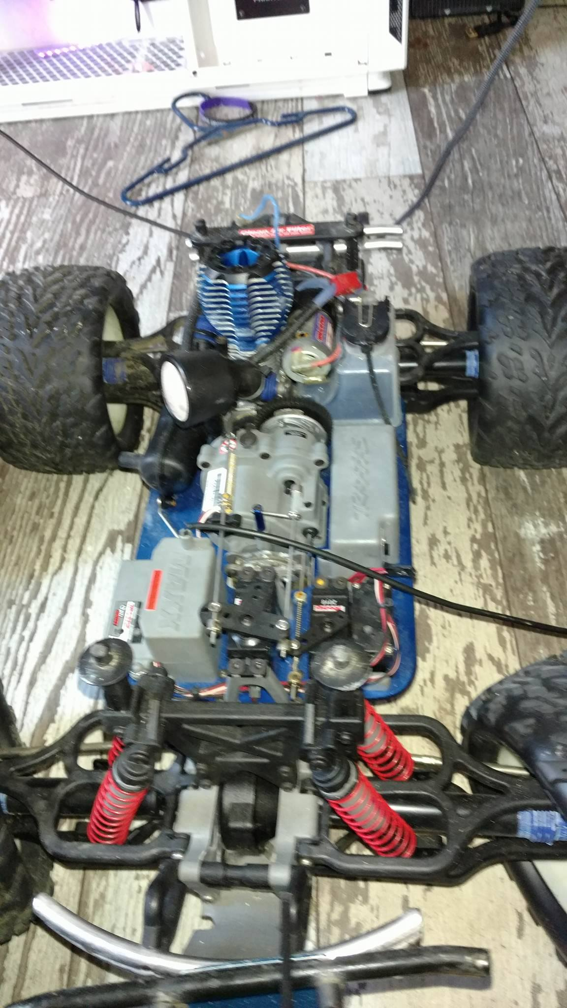 4 Traxxas Tmaxx for sale/trade 15152910
