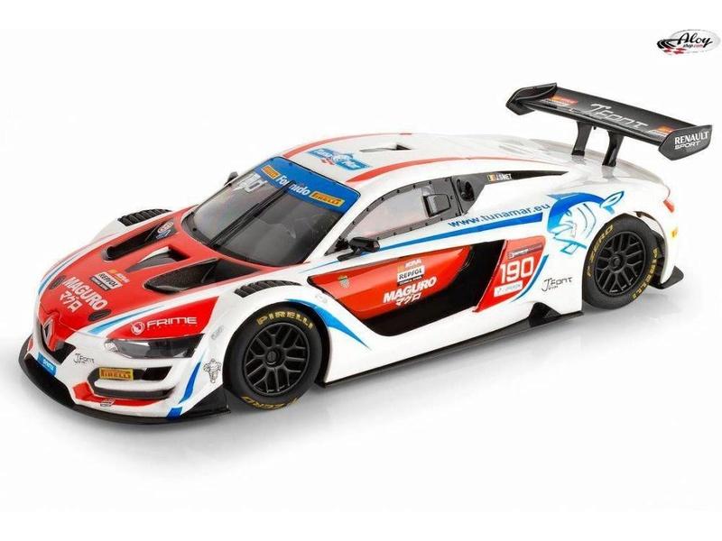 "Championnat GT ""SRCB 2017"" Renaul10"