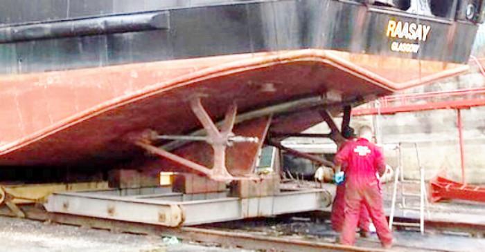 Calmac Ferry Raasay Img_0117