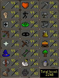 Kingo's Progress/Gains/Loot/Stuff Statsj10