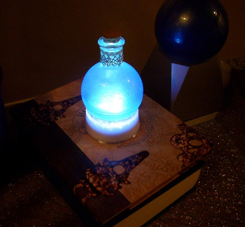 Item : Magic Potion  Nikond10