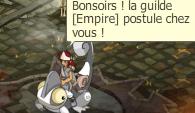 """CANDITATURE """"Empire"""" Captur10"""