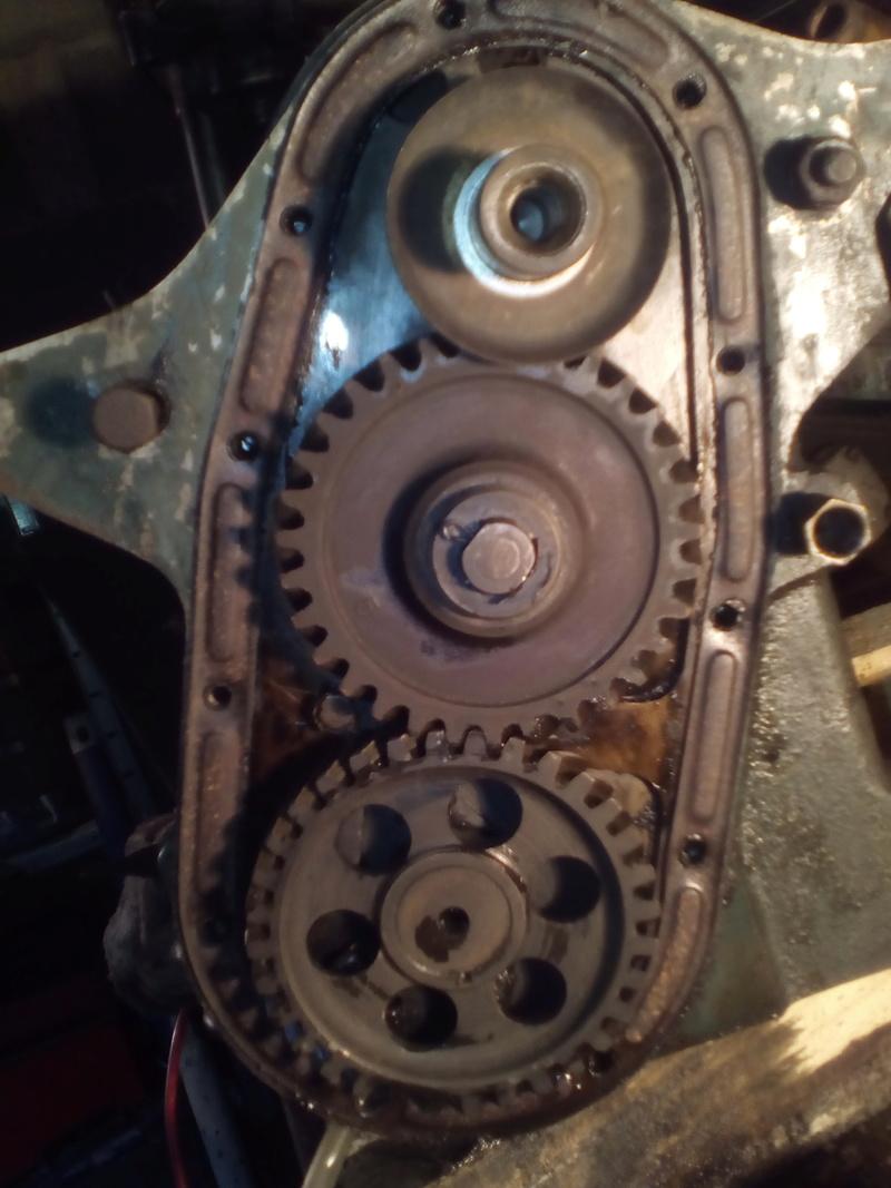 arriver et débloquage du moteur  Img_2041