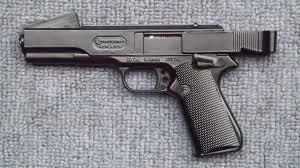 Cherche répliques mécaniques à plombs 4,5mm d'armes de poing  M101010