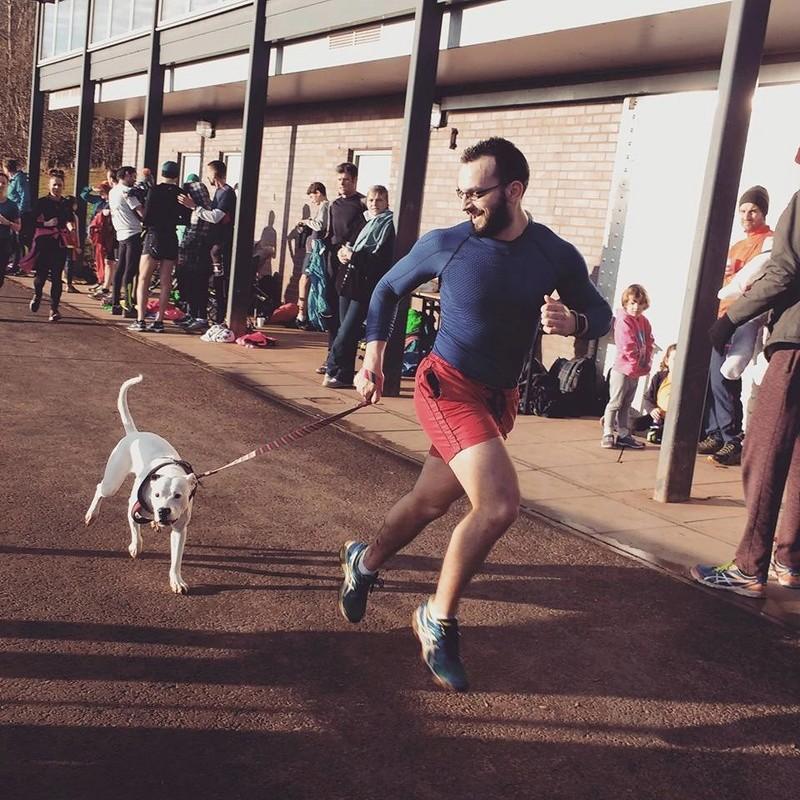 1st park run Pkr110