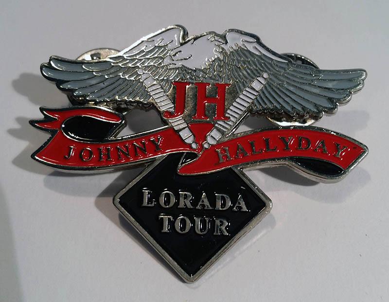 Pin's Lorada Tour 1995 Johnny12