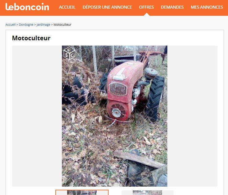 energic - Motoc YADUBOULO en Dordogne (24) à 30 euros Captur12