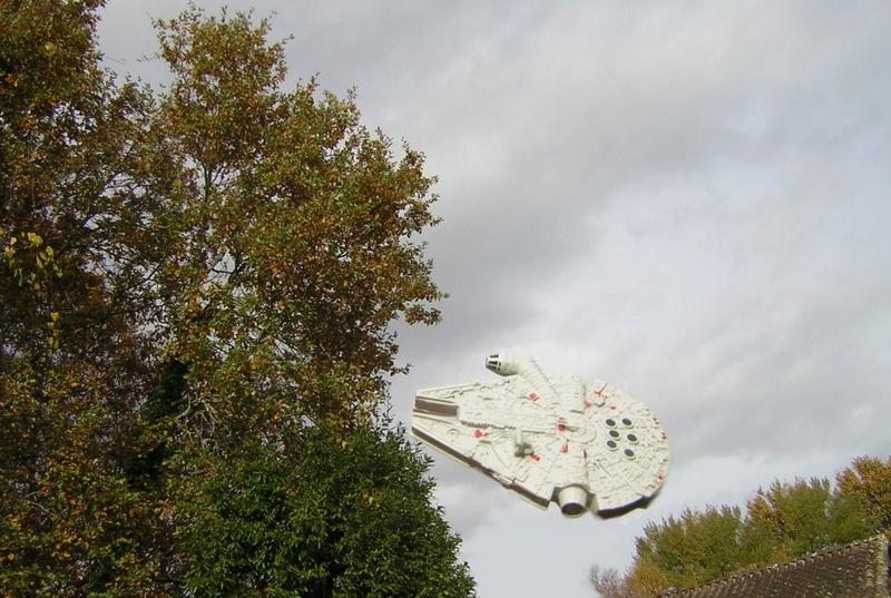 STAR WARS au dessus de chez moi. Dscn5024