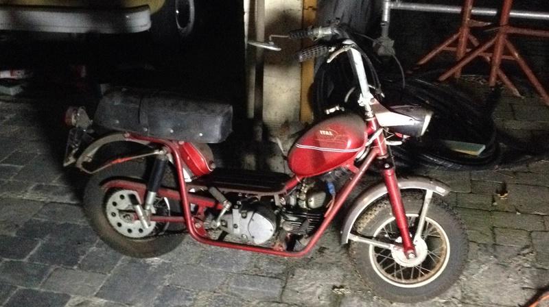 Tarbo TR350 moteur Jawa CZ Img_1610