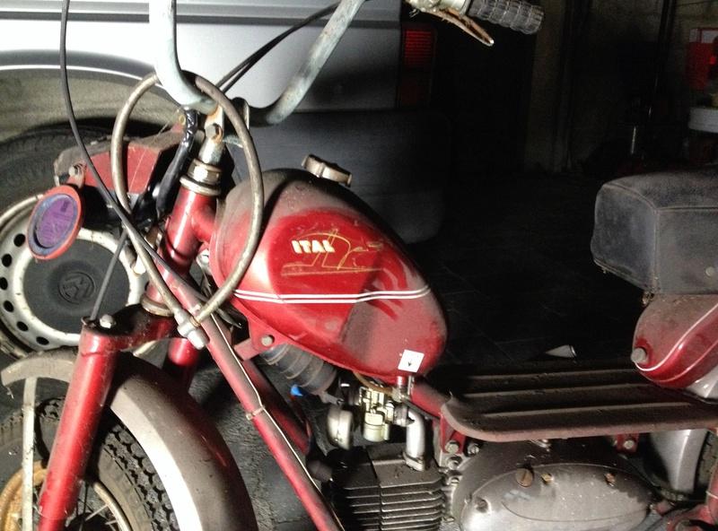 Tarbo TR350 moteur Jawa CZ Img_1611