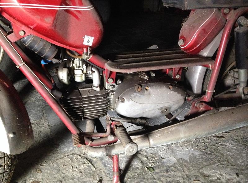 Tarbo TR350 moteur Jawa CZ Img_1612