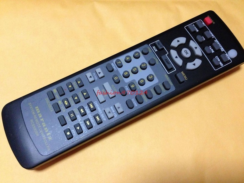 Marantz Remote Control : RC5300SR & CD63 & CD94 remote 510