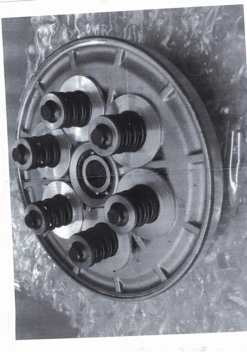 prbleme de ressort  plateau de pression  Cci23110
