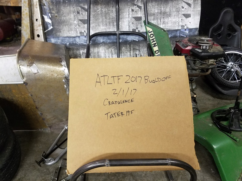 """Tater's """"OH Deere 116 dragster"""" [2017 Build-Off Entry] 20170210"""