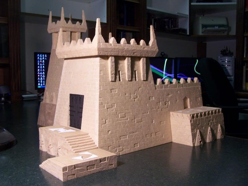Quelques exemples de forteresse des Nians Infernaux 100_2510