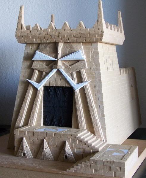Quelques exemples de forteresse des Nians Infernaux 100_2610