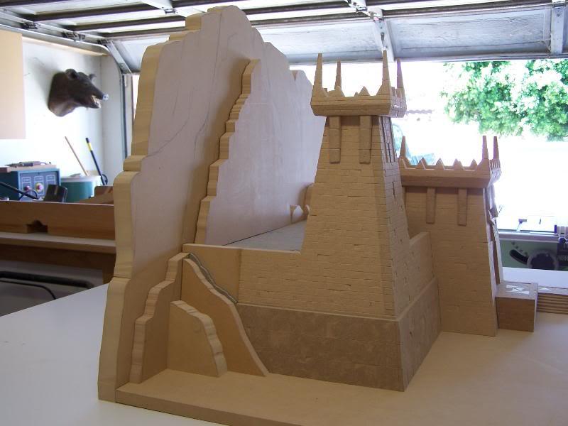 Quelques exemples de forteresse des Nians Infernaux 100_2710