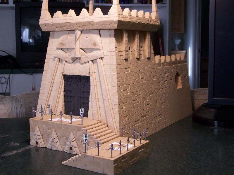 Quelques exemples de forteresse des Nians Infernaux 100_2911