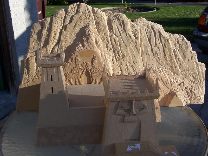 Quelques exemples de forteresse des Nians Infernaux 100_2913