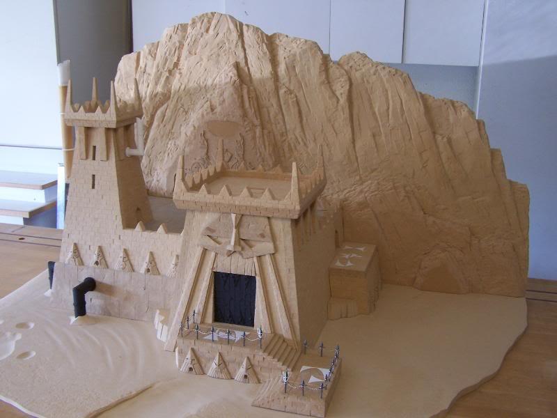 Quelques exemples de forteresse des Nians Infernaux 100_3010