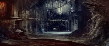 Description du lieux- Catacombe Bloggi22