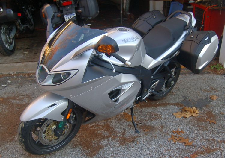 Do K100 riders own other bikes? Rs10