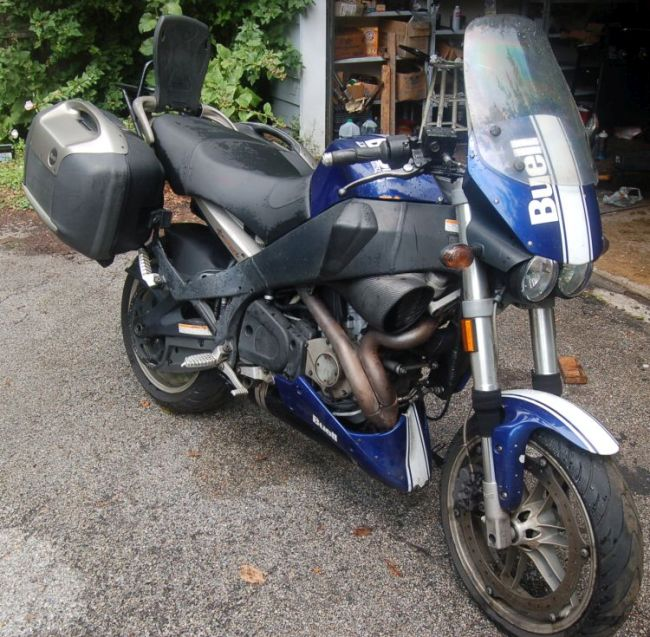 Do K100 riders own other bikes? Useles14