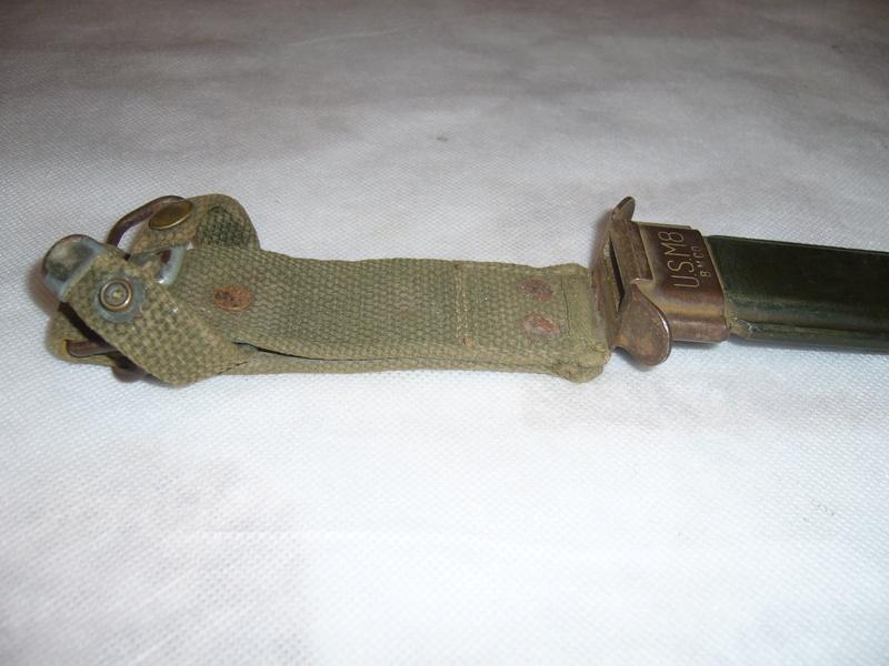 Poignard inconnu (2nde guerre mondiale) P1030029